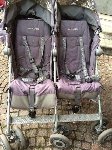 Passeggino gemellare MACLAREN; 169€ http://hipmums.it/collections/accessori/products/passeggino-gemellare-maclaren