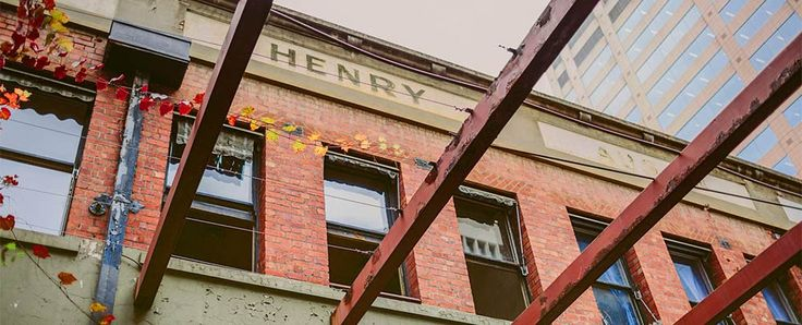 The Henry Austin – Restaurant & Bar Adelaide
