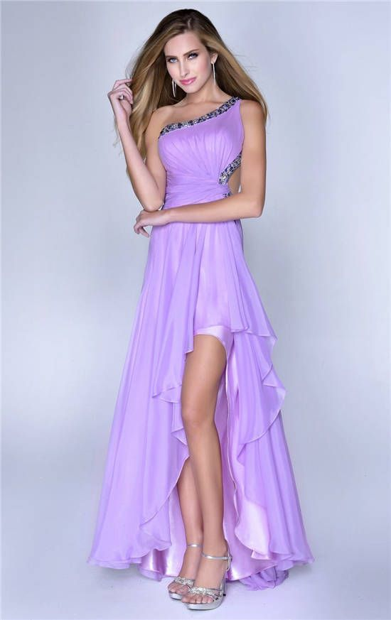 Hi-Low Prom Dresses 2014
