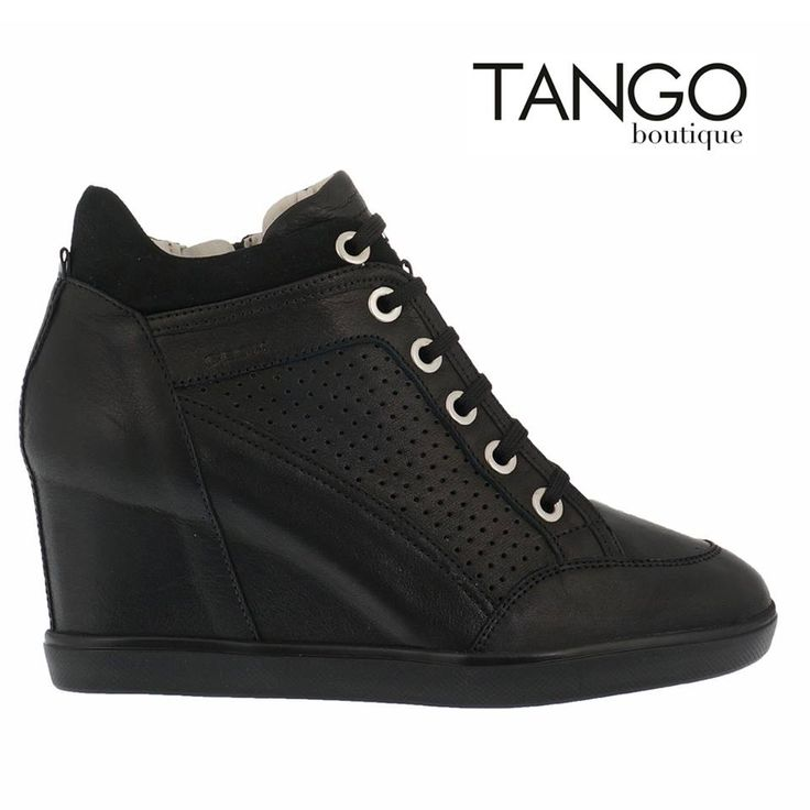Sneaker Πλατφόρμα Geox D7267C Κωδικός Προϊόντος: D7267C  Για την τιμή και τα διαθέσιμα νούμερα πατήστε εδώ -> http://www.tangoboutique.gr/.../sneaker-platforma-geox...  Δωρεάν αποστολή - αντικαταβολή & αλλαγή!! Τηλ. παραγγελίες 2161005000