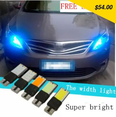 This is nice, check it out! FREE SHIPPING 60pcs Combination New T10 COB 6W 6000K White  Blue ICE BLUE Car Vehicle Canbus No Error Indicator Light Bulb Lamp - US $54.00 http://carelectroshop.com/products/free-shipping-60pcs-combination-new-t10-cob-6w-6000k-white-blue-ice-blue-car-vehicle-canbus-no-error-indicator-light-bulb-lamp/