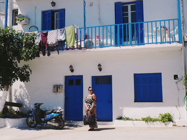 Working with Olympic in Skiathos Greece