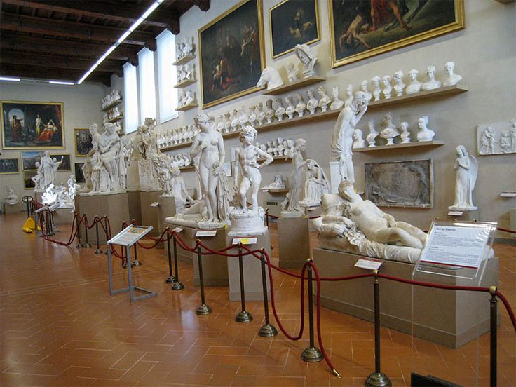 Accademia Gallery [Florence, Italy]