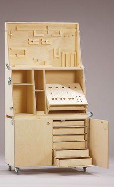 die besten 25 werkzeugkiste ideen auf pinterest werkstadt garage das gesch ft und vorrichtung. Black Bedroom Furniture Sets. Home Design Ideas