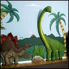 Image detail for -bedding - dino baby bedroom decorating ideas - dinosaur bedroom decor ...