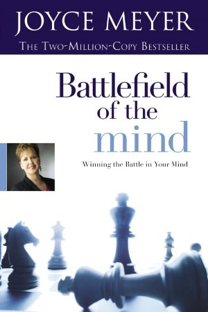 Battlefield of the Mind by Joyce Meyer: Battlefield, Thoughts, Worth Reading, Christian Books, Books Worth, Win, Favorite Books, Great Books, Joyce Meyer