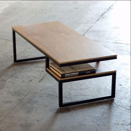 Nuevo diseñador muebles, madera de hierro forjado algunos esquinas ...