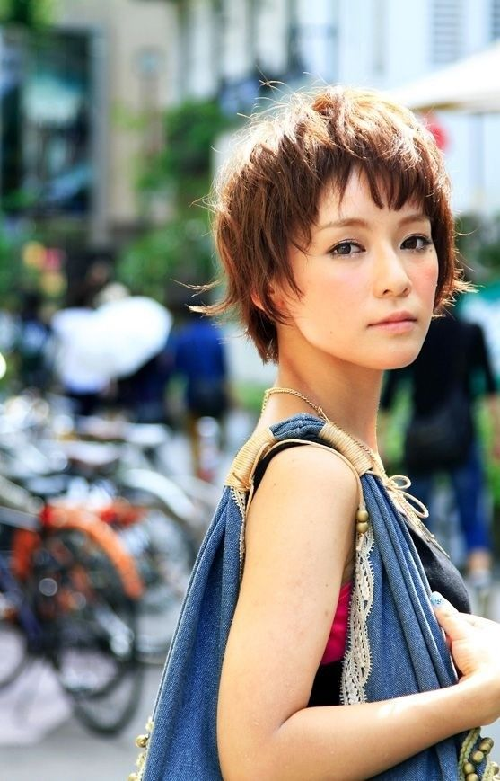 18 New Trends in Short Asian Hairstyles