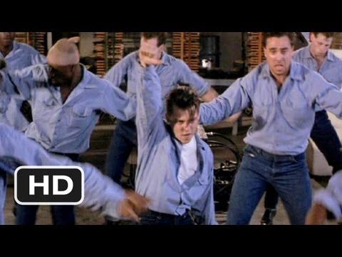 Cry-Baby (9/10) Movie CLIP - Doin' Time for Bein' Young (1990) HD