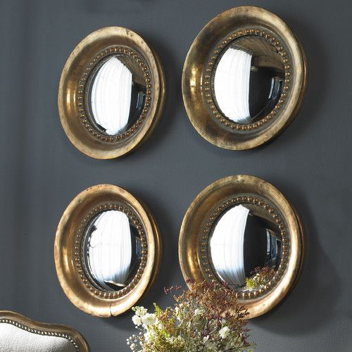 Found it at Wayfair - Tropea Rounds  Wall Mirror