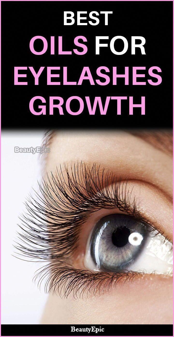 8e0dc2fcdcb Top 5 Natural Oils for Eyelashes Growth #Hairandbeauty   Hair and ...