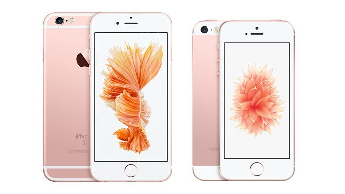 iPhone SE, iPhone 6s and  iPhone 6s Plus Price Drop in India