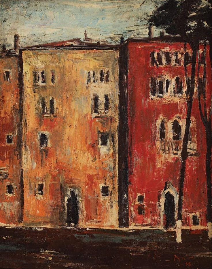 Corneliu Baba (1906 - 1997) Veneţia