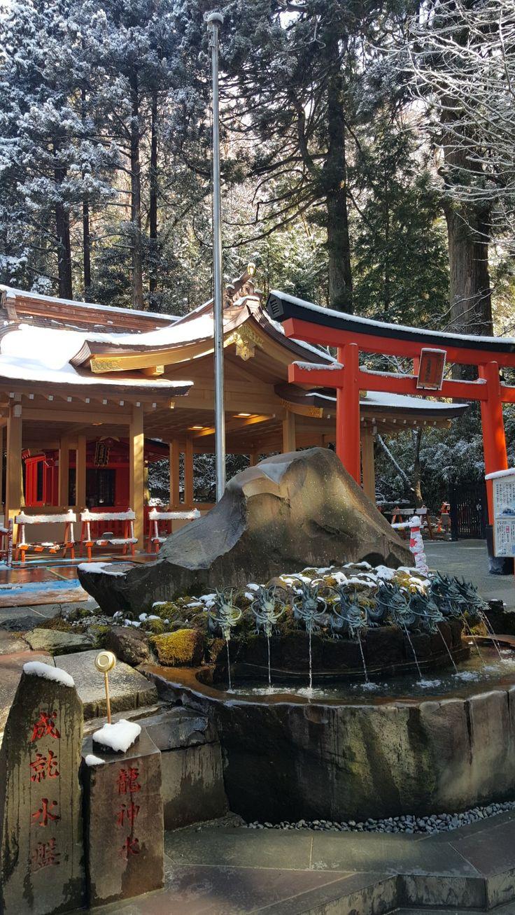 九頭龍神社 芦ノ湖