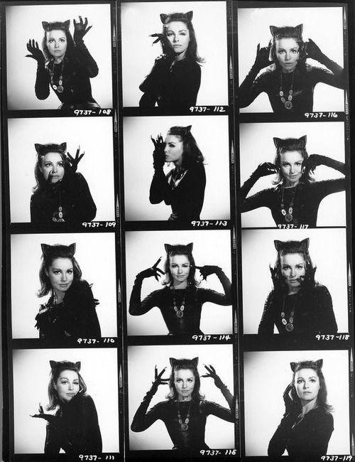 Original cat woman