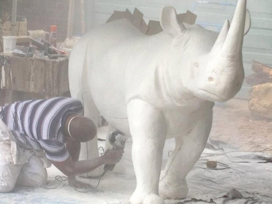VISI / Articles / Can art save the rhino?