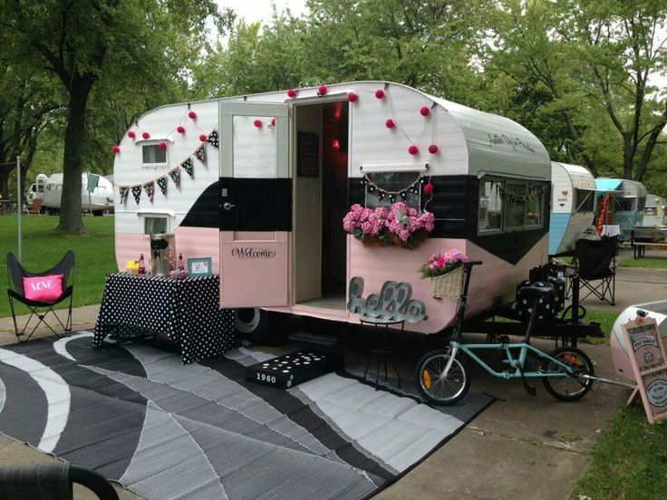 2060 Best Vintage Campers Updates Images On Pinterest