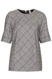 Modern Tailoring Check T-Shirt