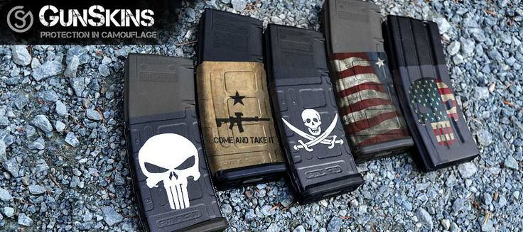 Ar 15 Mag Skin Other The O Jays And The Punisher