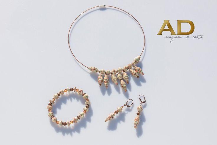 AD bijoux in carta
