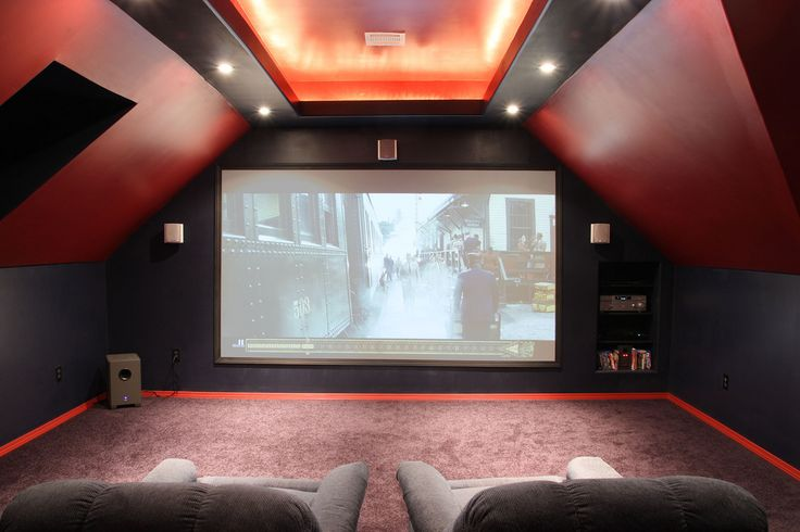 MattFlix Media Room Attic Theater Begins Construction - Page 6 - AVS Forum   Home Theater Discussions And Reviews