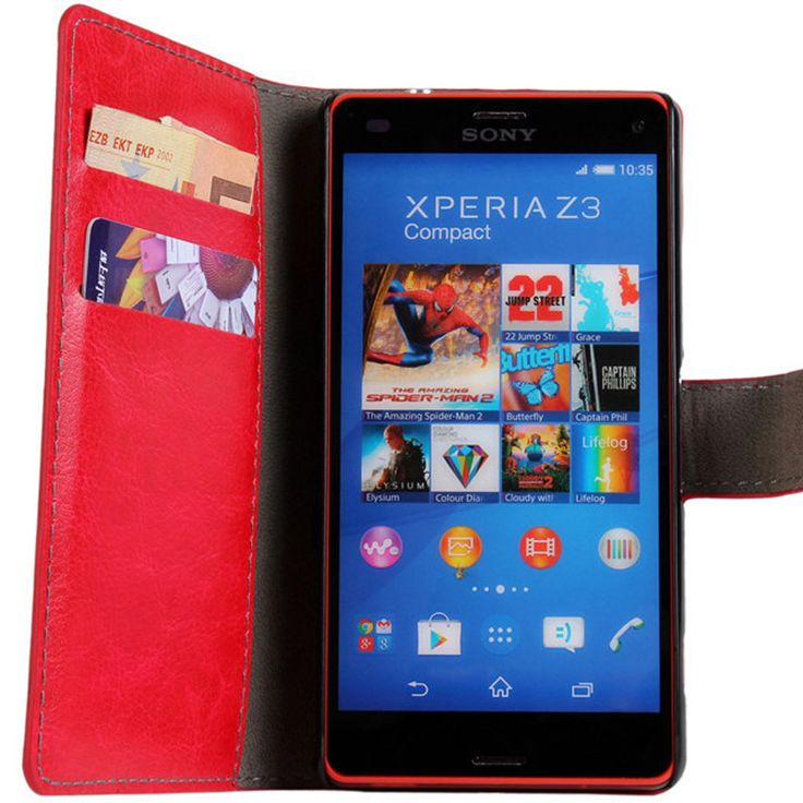 New Case - Red Luxury Leather Wallet Stand Case for Sony Xperia Z3 Compact, $15.95 (http://www.newcase.com.au/red-luxury-leather-wallet-stand-case-for-sony-xperia-z3-compact/)