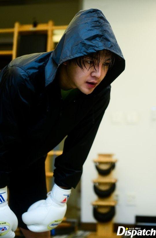 """[Star cast] """"Itt az ideje boksz"""" ... Jang Geunseok, az idő az ütést: Naver TV Szórakozás"""