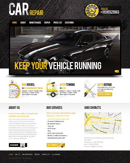 17 best images about car repair website on pinterest auto parts store bmw website and web. Black Bedroom Furniture Sets. Home Design Ideas