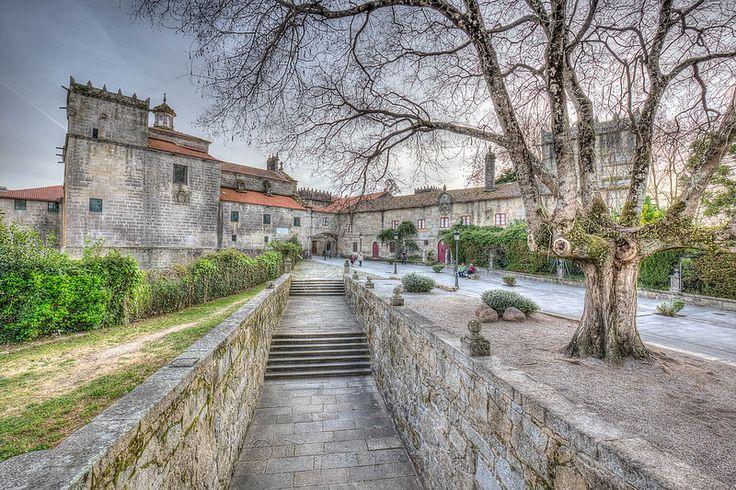 Pazo-Convento de Vistalegre (Vilagarcía de Arosa)