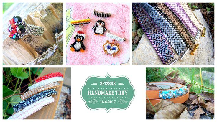 Handmade Jewelry by Zuzana - šité šperky