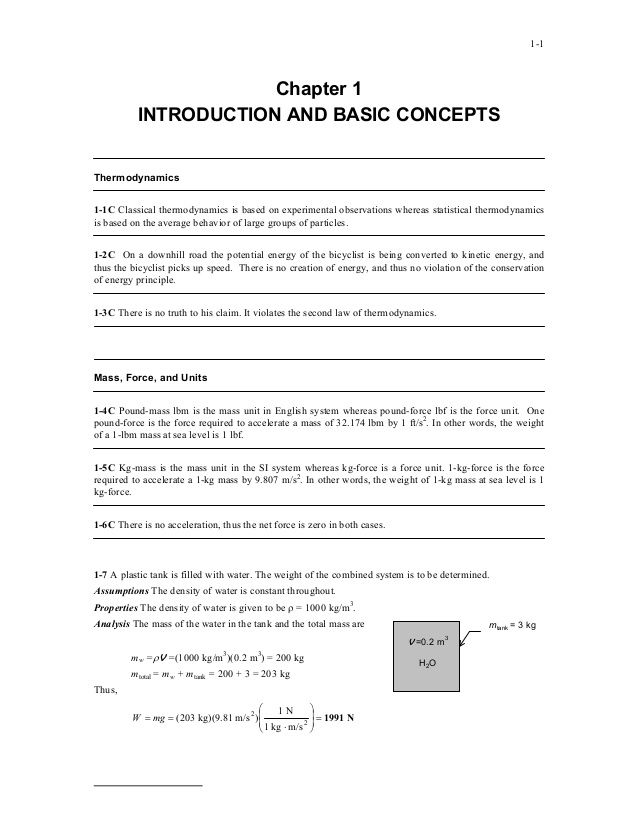 Pictures physics textbooks homework help and answers slader solutions for thermodynamics an engineering approach 5th edition fandeluxe Choice Image