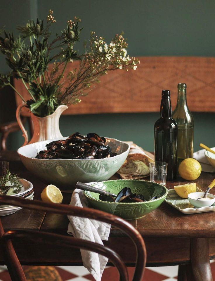 Höstigt mustigt, naturligt snyggt eller snälla pasteller. Här är tips för höstens alla fina dukningar.
