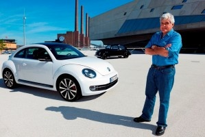 Jay Leno tests out the 2012 VW.