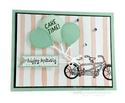 Pedal pushers stamp set party pants stamp set www.stampcrazywithalison.ca