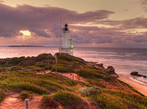 Point Lonsdale Lighthouse - Victoria - Australia