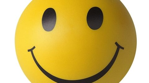 Five reasons to smile at the future