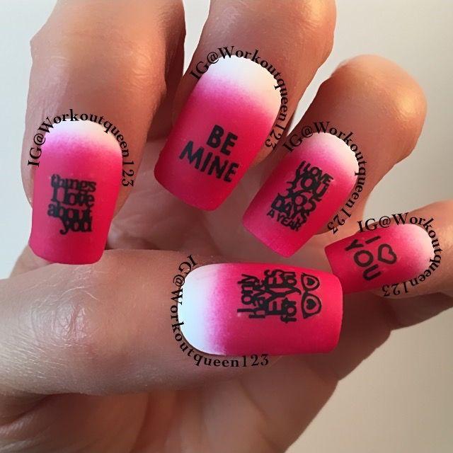 Pink and white polish used #pureice Super Star, #kit Red My Lips #mundodeunas Black-2, stamping plates used #bundlemonster Bm-425, #infinity -100, #glamnailschallengefeb #pymFeb2016 #nailartchallengefeb #bestnailschallenge #wnac2016 #nailoftheday #nailsofinstagram #nails #nailart #nailswag #nailaddict #nailstagram #nailstamping #thenailartstory #instagramlike #instagram #manicure #craftyfingers #weloveyournailart #allprettynails #perfectlilmani #nailstamping #stampingplates
