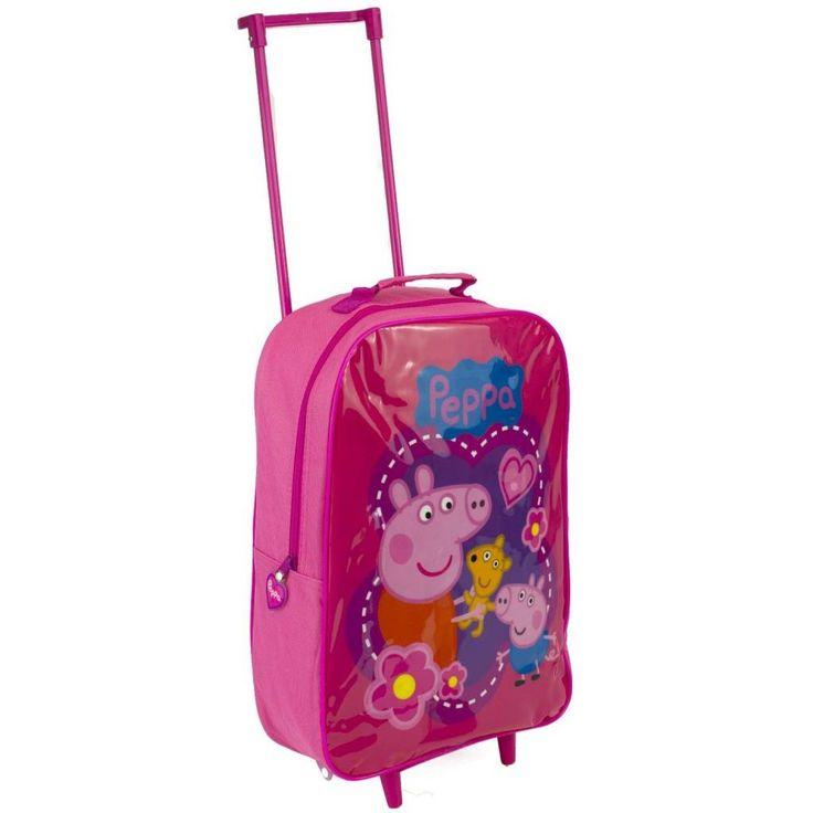 Peppa Pig Kinder Trolley #peppapig #peppabig #kindertrolley