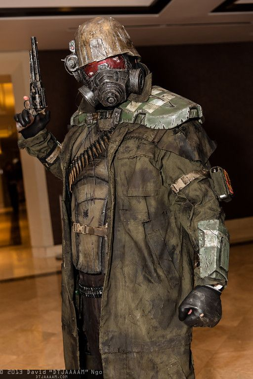Courier | PMX 2013 #cosplay