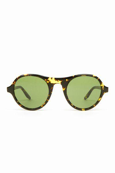 BARTON PERREIRA || Ribisi Aviator Sunglasses