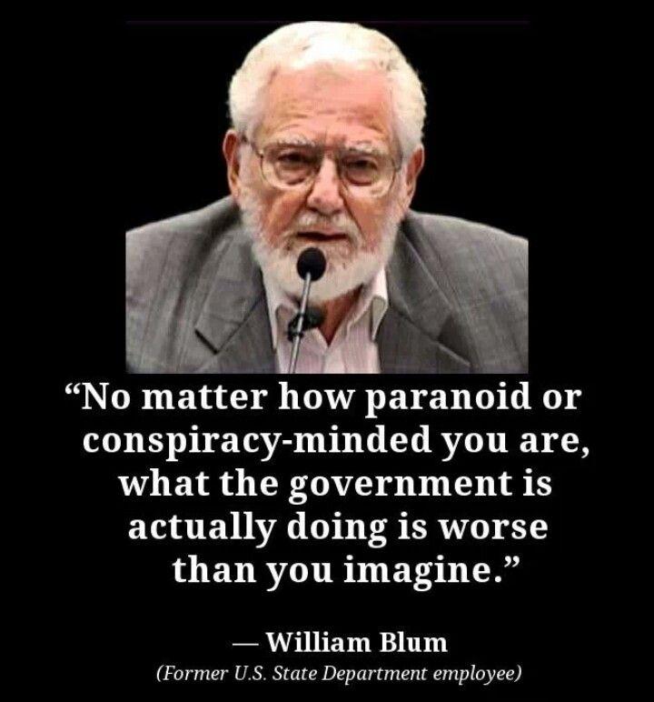 William Blum Net Worth