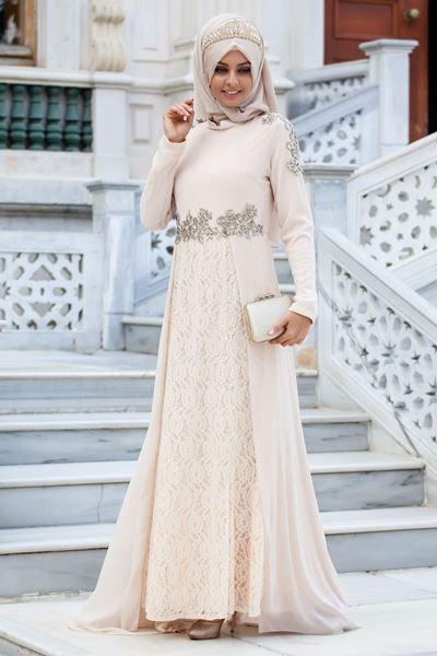 cc8c48b543464 Tesettur Elbisesi adlı kullanıcının Tesettür Abiye Elbiseler panosundaki  Pin, 2019 | Dresses, Fashion ve Wedding dresses