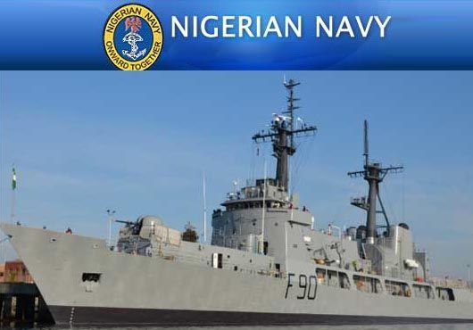 2013 was a very busy year for the Nigerian Navy. The Nigerian Chief Vice Adm. Dele Ezeoba reviewed the year by highlighting some of the key operations and plans for the future.Nigerian Navy destroyed 1,556 illegal oil refineries and arrested 1,646 suspects in 2013, reports allafrica.com citing the Nigerian Navy Chief.Pictured NNS Thunder Nigerian Navy frigate.