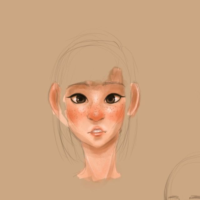 Skin coloring (again) XD