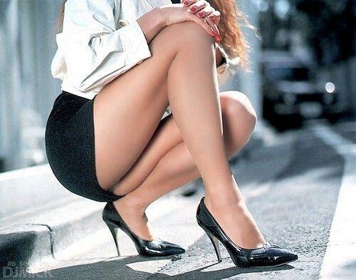 Upskirt falda corta 2 4