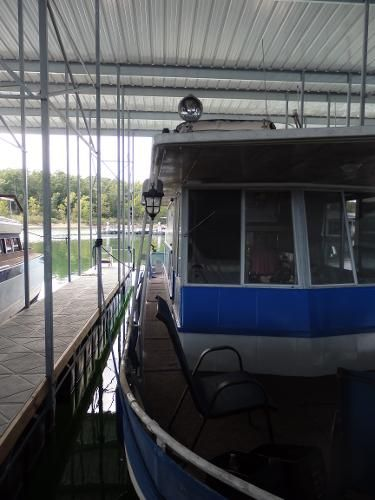 Used 1969 River Queen 40' Houseboat, Shell Knob, Mo - 65747 - BoatTrader.com