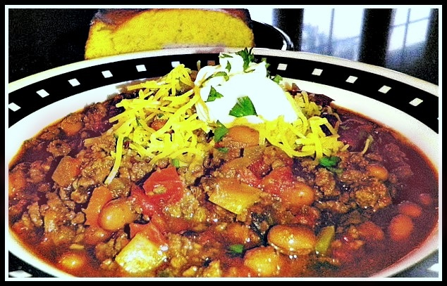 MAX'S ALASKA WILD GAME DAY BEER CHILI (click on image for recipe)...