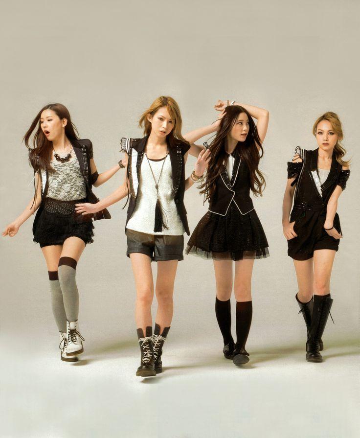 SCANDAL - Jpop Jrock girlband