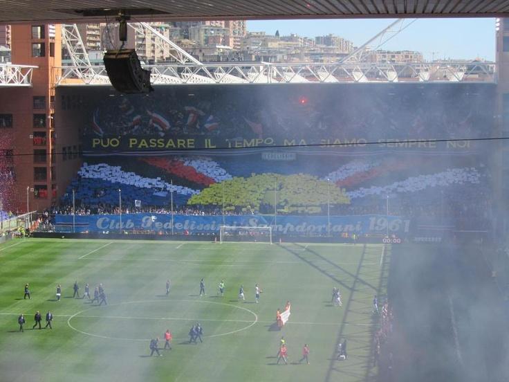 andreacoscia @ Genoa-Sampdoria