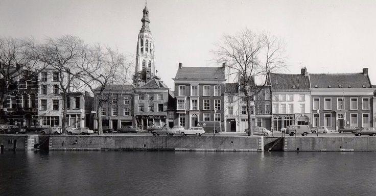 Haven voor de demping jaren 60
